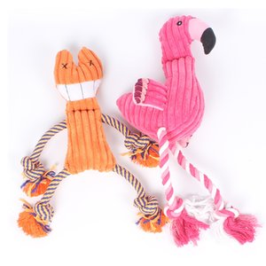 Собака Chew игрушки, собаки Жевательная веревочные игрушки Набор для собак скрежетание зубами Очистка Интерактивное узел Play Dental Health укусами Прочные игрушки
