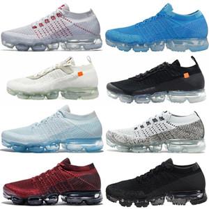 2018 Originals Mens Sapatos de Corrida Preto Branco Assinados em Conjunto Respirável Sapatos Masculinos Novo Designer de Esporte Jogging Tênis Tamanho 36-45