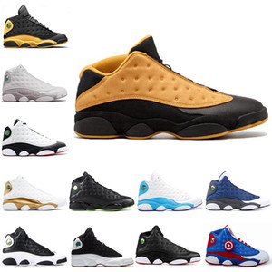 2018 Low Chutney 13s Männer Basketball-Schuhe 13 Melo Class of 2002 cp3 home playoff schwarze katze chicago Sports Sneakers Free Drop Shipping