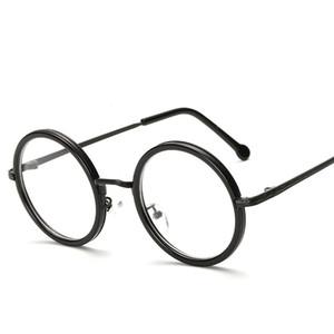 2018 Fashion Optical Frame Gläser Frauen Brillen Brillen Brillengestell Metall + PC Material Demeo Objektiv Großhandel / Drop Shipping