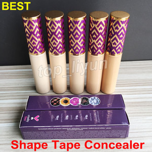 Best shape correttore contorno correttore contorno 10ml Makeup Face correttore fondotinta liquido 5 colori Fair Medium Light Sand Light Light Medium