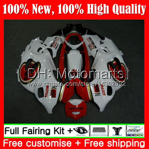 Corpo para SUZUKI KATANA GSXF 600 750 GSXF600 98 99 00 01 02 21MT11 GSX600F GSXF750 1998 1999 2000 2001 2002 Lucky Strike Carenagem Carenagem