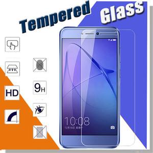 9H Премиум Прозрачное Закаленное Стекло-Экран Защитная Пленка Гвардии Для Huawei Honor 20i Pro Lite Note 10 V20 Играть 8A 8C 8S 8X Y Макс царапинам