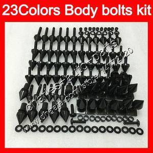 Kit completo de tornillos de carenado para YAMAHA TZR-250 3MA TZR250 88 89 90 91 TZR 250 1988 1989 1990 1991 RR Cuerpo Tuercas tornillos tornillos kit de perno tuerca 25 colores