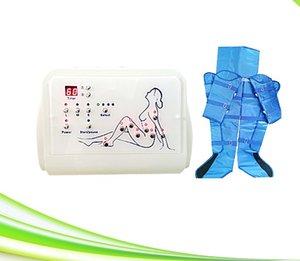 o ar relaxa a máquina linfática do massager do pé do airbag do emagrecimento da massagem da drenagem do massager do pé
