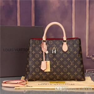 2020xcdfh estilos bolso famoso diseñador de piel Marca bolsos de la moda de las mujeres de asas de los bolsos de hombro Señora bolsos de cuero Bolsas purse435511
