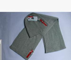 pcs set 1 hat + 1 scarf hot tide brand Sombrero de algodón para hombres y mujeres bufanda de dos piezas Para mantener el sombrero cálido