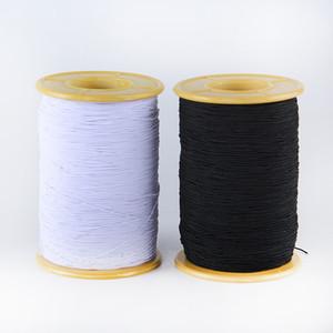 Línea inferior de la máquina de coser del hilo elástico de 0.5mm 500yards para hacer las cuentas de la secuencia de la falda