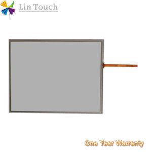 NOVA N010-0554-X126 / 01 N010-0554-X12601 HMI tela sensível ao toque da tela de toque do PLC touchscreen da membrana Usado para reparar a tela sensível ao toque