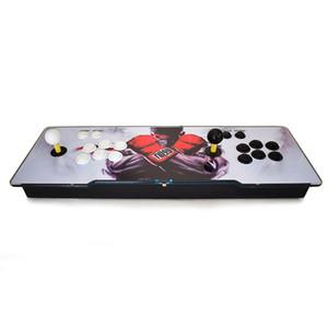 Pandora 5S Can Store 1299 1388 Games Arcade Console مخرج HDMI LED المضاء سطح الاكريليك استبدال Sanwa المقود PCB Board Arcade Console