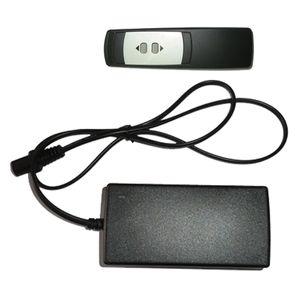 Contrôleur 110-240V AC Entrée 29V ou 12V DC avec interrupteur manuel sans fil Télécommande 1 pcs Colonne élévatrice à actionneur linéaire
