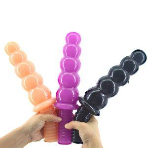 Big Dildos Plug Anal Realista Penis Dildos Anal Simulado Pênis 5 Renju Quintal Artificial Pênis Adulto Jogos Sex Shop C3-1-62