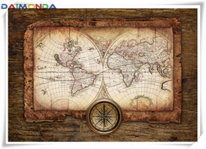 5D diy diamond painting cross stitch kit rhinestone full round&square diamond embroidery landscape world map home mosaic decor gift cc036