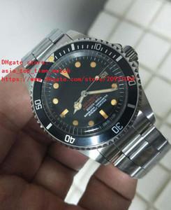 العتيقة نسخة أفضل نسخة 1665 116660 BP Factory product 40mm Black Dial Ceramic Best Quality Asia 2813 Movement Automatic Mens Watch