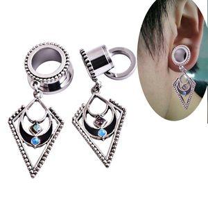 2018 Stainless steel minimalist piercing ear human body piercing ear nail puncture jewelry hippocampus body piercing