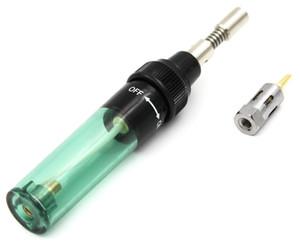 Nouveau stylo en forme de butane pur soudage sans fil stylo coup de gaz souder soudure fer à souder torche réparation outil