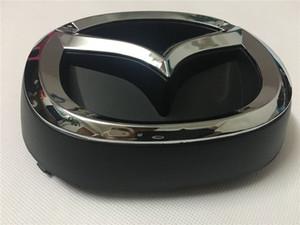Frontstoßstange Kühlergrill Emblem für Mazda CX5 2015-2016 KE KA5C-51-731 Abzeichen Halter KA5C-51-721 Mascot Logo