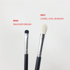 MO-SERIES M508 Smudger / M521 Chisel Shadow Shadow Ombretto Brush - Quality Makeup Blender Brushes Tool kit