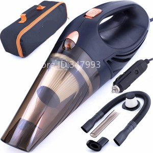 새로운 디자인 자동차 진공 청소기 Dc 12 볼트 120w 핸드백 4 .0 Kpa 사이클 습식 / 건조 자동 휴대용 진공 청소기 먼지