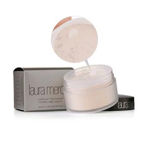 Translucide Laura Mercier Poudre De Maquillage En Vrac 3 Couleurs Pro Pouder Libre Fixante Illuminateur Correcteur Avec Boîte marque Cosmétiques 29g 1pcs