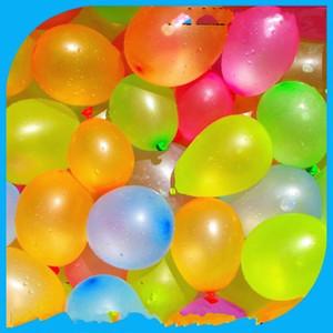 Novetly Látex Balão Ao Ar Livre Verão Praia Jogos de Crianças Águas Esportes Espremendo Bolas Bomba de Água Bomba Rápida Injeção de Brinquedo 4tt YY