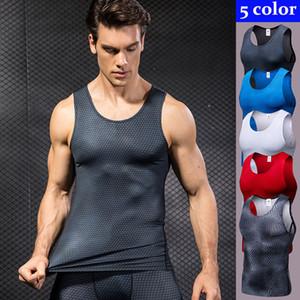 3D Sans Manches Sport Chemise Hommes À Séchage Rapide Hommes Gilet de Course Snake Gym Vêtements Fitness Top Hommes Maillot de Football