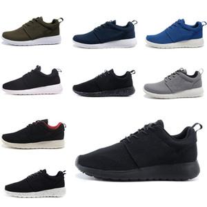 nike tanjun daha fazla renk yeni 1.0 gri siyah kırmızı beyaz erkekler için Londra Olimpiyat koşu ayakkabıları kadın eğitmenler ayakkabı ayakkabı boyutu 36-45