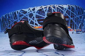 2018 En İyi kalite 19 19 s erkekler Basketbol ayakkabı beyaz siyah usta GS Barons Kurt Gri gribi oyunu taksi playoff fransız Sneakers Boyutu US7-US13