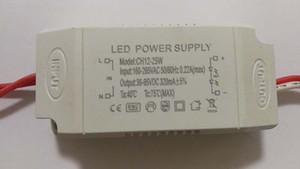 12-25W LED Conductor 25-36W LED de alimentación AC160-265V transformador de la iluminación DC36-95V DC75-136V salida con chip IC