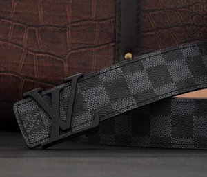 nuova b2019 Moda Cintura Leathers cinghia degli uomini di buona qualità Smooth Cinture Buckle Mens per le donne della cinghia dei jeans Strap