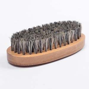 Barbe Bro Shaping Brosse Barbe Homme Sexy Gentleman Barbe Garniture Modèle Toilettage Peigne Rasage Outil Poils De Sanglier Sauvage DHL