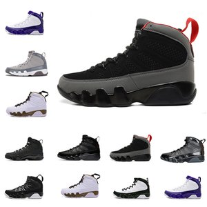 New Hot cheap 9 Mens Basketball Shoes Anthracite Barons The Spirit doernbecher 2018thracite Spirit release sport sneaker Boots size US 8-13
