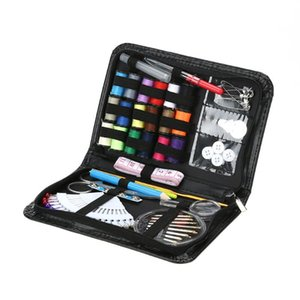 91Pcs Multifunction Travel Mini Sewing Box Set Household Sewing Kit Storage Bags Sundries Organizer Home Accessories