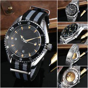 2018 New Luxury mechanische männer 300 Master Co-Axial Automatische Herrenuhren James Bond 007 Spectre Herren Sportuhr Armbanduhr