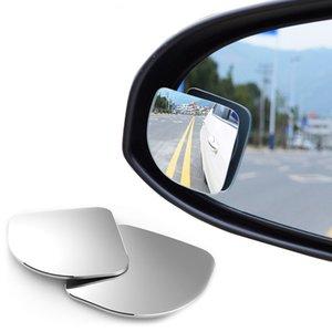 Evrensel Araba Oto Geniş Açı Yan Dikiz Ayarlanabilir Kör Nokta Aynası 2 adet / takım