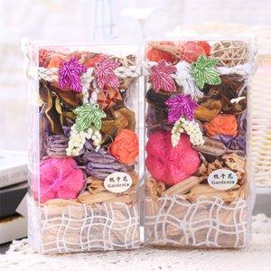 2 unids / lote bolso de la bolsita de flores secas aire fresco perfumado fragancia Inicio armario cajón del Perfume del coche bolsa de bolsita envío gratis
