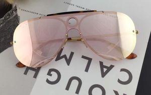 2018 أزياء الرجال النساء rlei di blaze 3581 النظارات الشمسية نمط الطيار مع هود خمر الكلاسيكية تصميم نظارات الشمس مع مربع