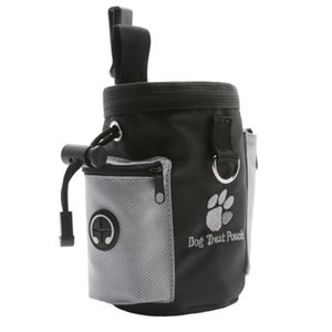 Pet Dog Puppy Outdoor Snack pocket For Dog Outdoor Training Treat Bag Feed Food Snack Pouch Belt Bags Training Snack Feeder