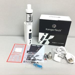 Kanger subox starter kit Kbox mini 50w box mod OCC RBA Coil Subtank Mini E cigs kangertech vaporizer vape VS Kanger Topbox Mini