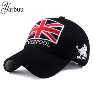 Al por mayor- [YARBUU] 2017 nueva moda gorra de béisbol de invierno Nylon mantener sombreros calientes para hombres y mujeres casquette polo 4 colores para la opción