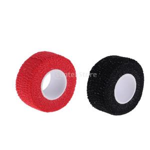 Envoltório da atadura da fita protetora do dedo de 5 medidores para acessórios dos clubes de golfe dos esportes / varas de hóquei