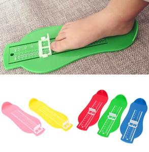 Ребенок Младенческой Ноги Мера Датчик Обувь Размер Измерительная Линейка Инструмент Детская Обувь Малыша Детская Обувь Фитинги Датчик Ноги Мера