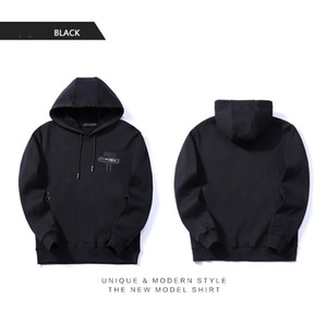 Male Hoody Moleton Fashion Hip Hop Hoodie Men Letter Printing Sweatshirt Sudadera Hombre Streetwear Brand Fleece Warm Pullover