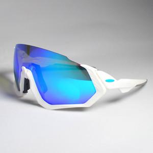 Brand Flight Jacket Cycling Occhiali da sole Occhiali da ciclismo Bicicletta Pesca Sport Occhiali da sole Gafas ciclismo Occhiali da vista