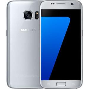 Reacondicionado Teléfono original Samsung Galaxy S7 G930A G930T G930P G930V Desbloqueado Octa Core de 4GB / 32GB 5.1Inch 12MP Android 6.0 celular