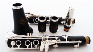 New Buffet B18 Model Clarinet 17 Key Crampon&Cie Apris Clarinet With Black Case Bakelite Tube Clarinet Musical Instruments