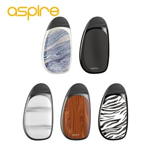 Kit de Aspire Cobble AIO Pod 700mAh con cartucho de capacidad de 1,8 ml Dispositivo de auto-draw para Direct Vape E cig Kit