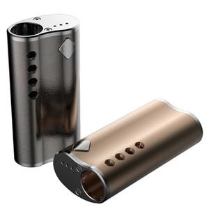 100% Original Lvsmok Elfin Pro Pré-aqueça Mod Bateria 650 mAh Variável Tensão Caixa de Óleo Grosso Vaporizador Pen Apto para Cartuchos De Óleo Mais Grosso