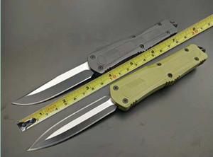 Nouvelle fusée MT (deux couleurs en option) Chasse collection Couteau de poche Couteaux cadeau de Noël pour les hommes