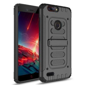 Alta calidad nueva armadura 2 en 1 Kickstand CellPhone Case para SAMSUNG J3 prime J3 2017 J727 J7 2017 S8 S8 plus